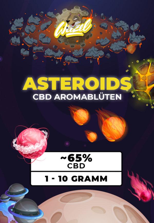CBD Asteroiden online kaufen