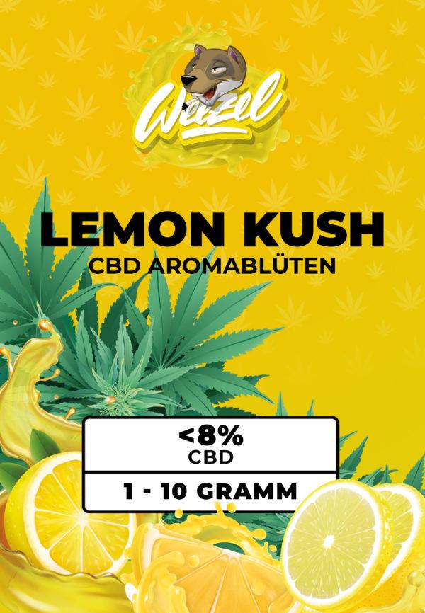 CBD Lemon Kush online kaufen