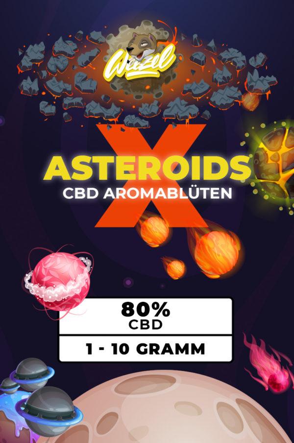 CBD Asteroids Extreme online kaufen