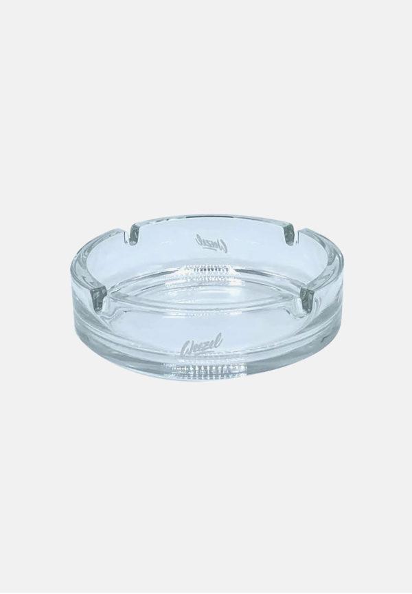 Glas Aschenbecher von weezel - stil: minimal - Gross von vorne