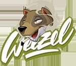 weezel Logo Kopf