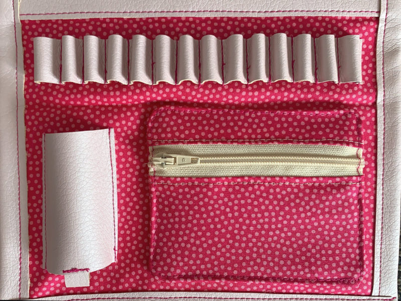 weezel runner bag humble blush kiffertasche kiffergeschenk
