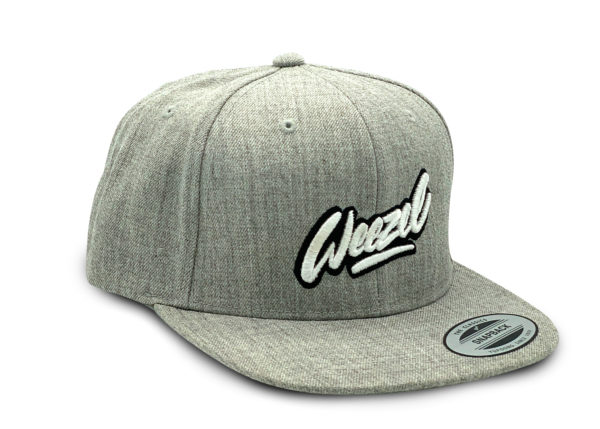 weezel snapback Kappe New Block Frontansicht